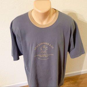 Levi's   Vintage Construction USA T-Shirt SZ XL